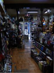 Interior de la Librería Metrópolis