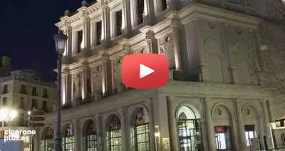 Video de la Plaza de Oriente de Madrid