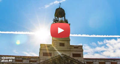 Video de la Puerta del Sol de Madrid